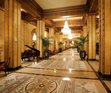 world's top affordable hotels: Roosevelt Hotel New Orleans, a Waldorf Astoria Hotel