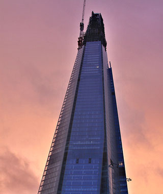 World's Biggest Buildings: Shard London Bridge