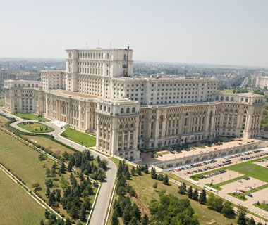 World's Biggest Buildings: Palace of the Parliament