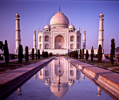World's Biggest Buildings: Taj Mahal
