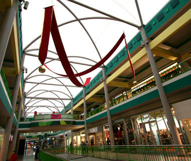 America's most-visited shopping malls: Carousel Center