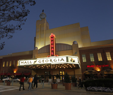 America's most-visited malls: Mall of Georgia