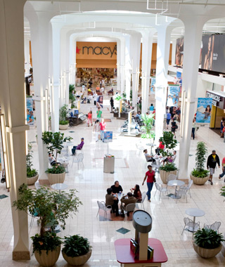 America's most-visited malls: Westfield Southcenter