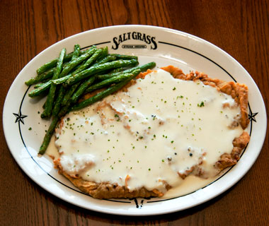America's best comfort foods: Saltgrass Steak House chicken-fried steak