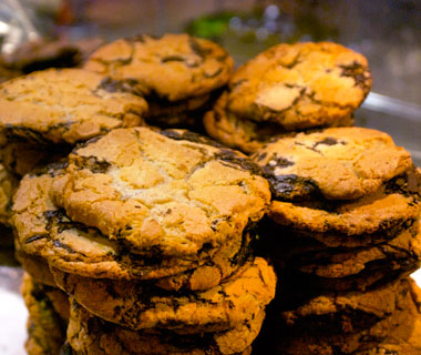 America's best comfort foods: Jacques Torres chocolate chip cookies