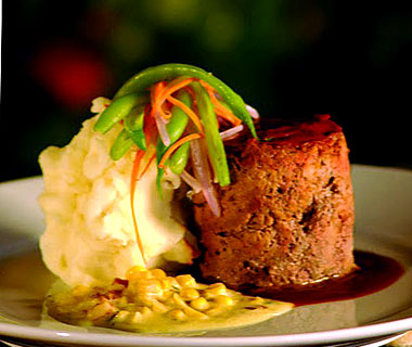 America's best comfort foods: the Blacksmith's meatloaf