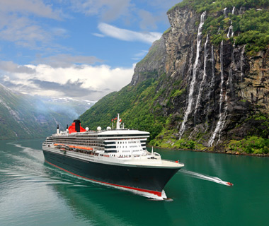 Best Large-Ship Cruise Lines: Cunard