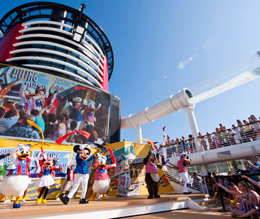 Best Large-Ship Cruise Lines: Disney Cruise Lines
