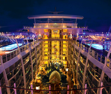 Best Large-Ship Cruise Lines: Royal Caribbean International