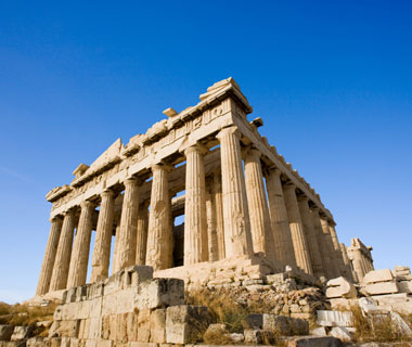 world's most popular landmarks: Acropolis, Athens