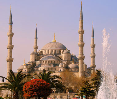 World's Most-Visited Sacred Sites: Blue Mosque