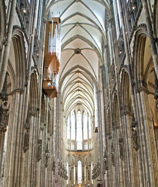 World's Most-Visited Sacred Sites: Cologne Cathedral