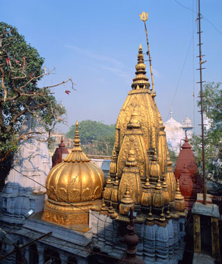 World's Most-Visited Sacred Sites: Kashi Vishwanath Temple