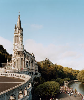 No. 13 Sanctuary of Our Lady of Lourdes, Lourdes, France