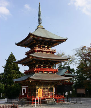 World's Most-Visited Sacred Sites: Naritasan Shinshoji Temple