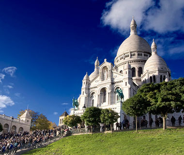 World's Most-Visited Sacred Sites: Sacré Coeur Basilica