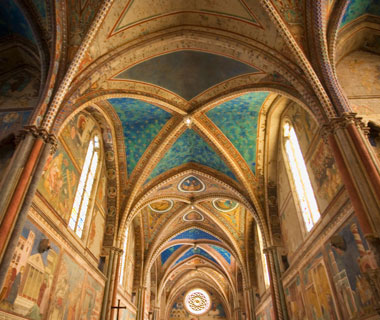 World's Most-Visited Sacred Sites: Basilica of St Francis Assisi