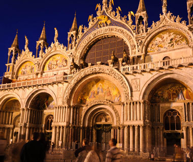 World's Most-Visited Sacred Sites: St. Mark's Basilica