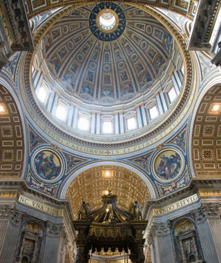 World's Most-Visited Sacred Sites: St. Peter's Basilica
