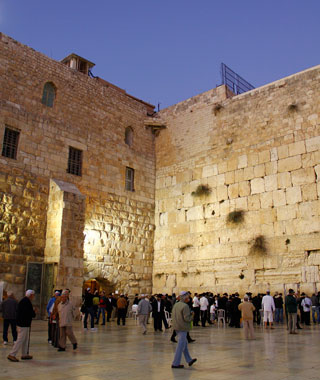 World's Most-Visited Sacred Sites: Western Wall