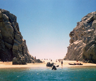 beautiful beaches: Cabo San Lucas