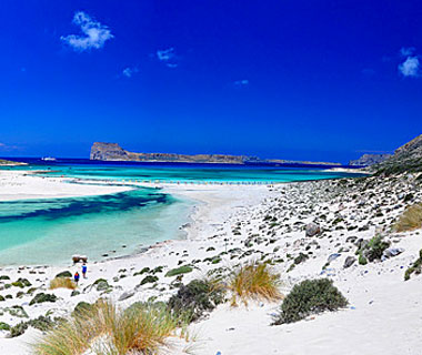 beautiful beaches: Balos Beach, Crete