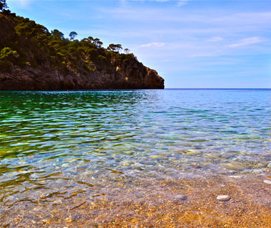 beautiful beaches: Majorca
