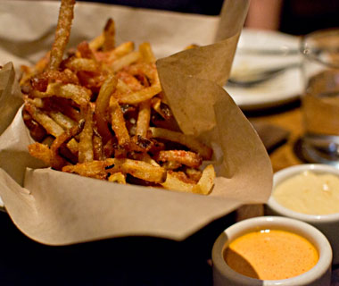 America's best comfort foods: french fries at Girl & the Goat