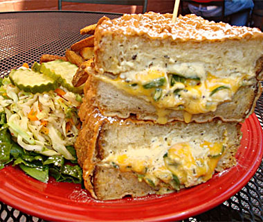 America's best comfort foods: grilled cheese at Melt Bar and Grilled