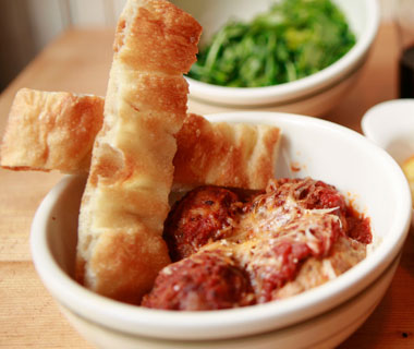 """America's best comfort foods: Meatball Shop"