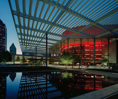 world's most popular landmarks: Winspear Opera House, Dallas