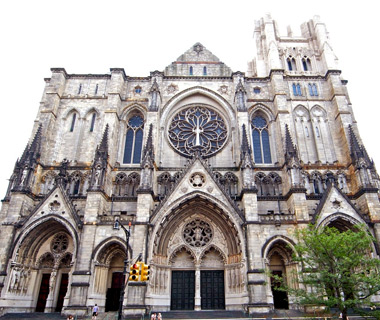 most-visited sacred sites: St. John the Divine