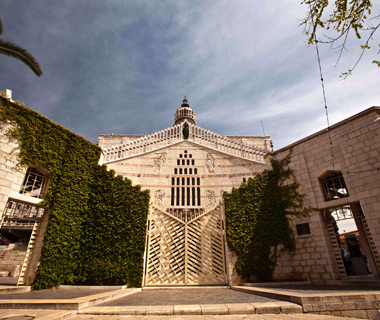 most-visited sacred sites: Basilica of the Annunciation