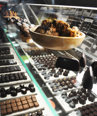 best new sweet shops: Soma Chocolatemaker