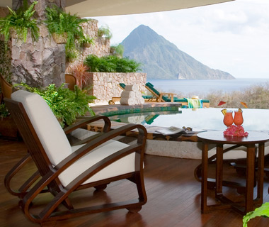 No. 17 Anse Chastanet Resort, St. Lucia