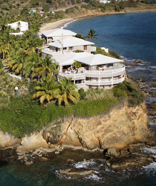 No. 9 Curtain Bluff Resort, Antigua
