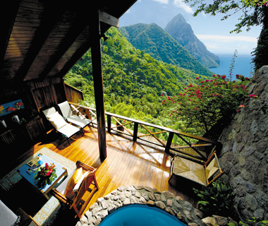 World's Best Caribbean Hotels: Ladera