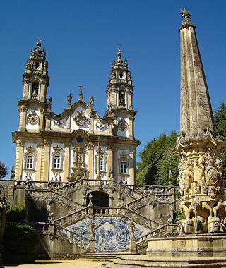 world's coolest staircases: Nossa Senhora dos Remedios