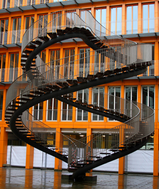 world's coolest staircases: Umschreibung