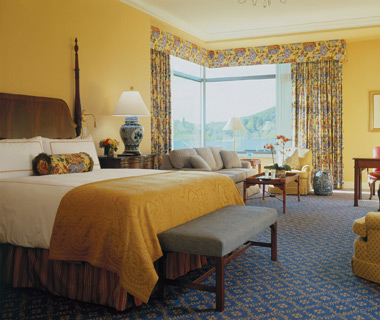 most relaxing U.S. resorts: Four Seasons Resort Westlake Village