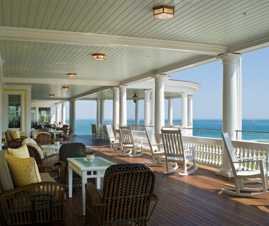 most relaxing U.S. resorts: Ocean House