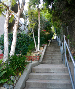 world's coolest staircases: Music Box Steps