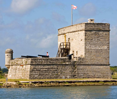 America's most-visited monuments: Fort Matanzas