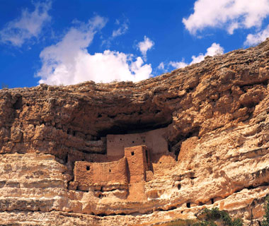 America's most-visited monuments: Montezuma Castle National Monument