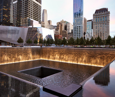 America's most-visited monuments: National September 11 Memorial & Museum