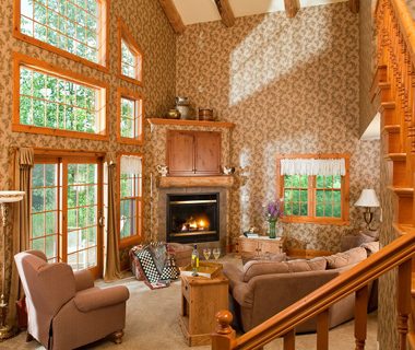 America's most romantic hotels: Chanticleer Guest House