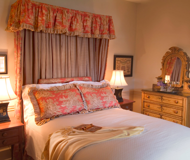 America's most romantic hotels: Old Edwards Inn and Spa