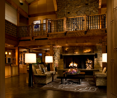 America's most romantic hotels: Willows Lodge