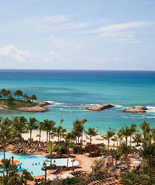 Best Spring Break Getaways: Aulani Resort, Oahu