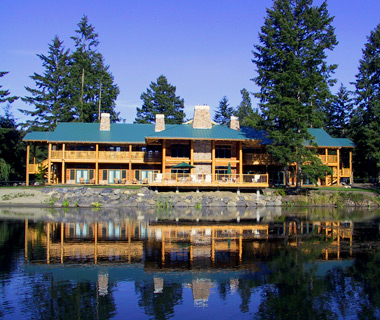 Hit the Water in Washington: Lakedale Resort at Three Lakes